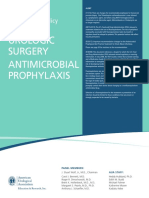 Antimicrobial-Prophylaxis Cirugia Urologica
