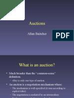 Market-oriented scheduling | Allan Baitcher