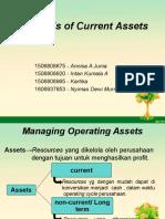 Current Asset