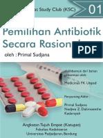 KSC Seri 1 Pemilihan Antibiotik Secara Rasional