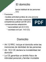 El Domicilio 10