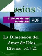 efesios 3.14-21 IBE Callao