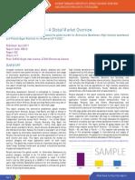 Alternative Sweeteners - A Global Market Overview