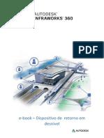 E-book InfraWorks - Dispositivo de Retorno Em Desnivel