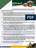Cara Buka ScienceDIrect Free diluar Kampus UB (How to access ScienceDirect for FREE)