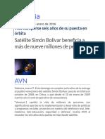 Valencia_satelite Simon Bolivar