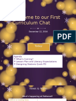 curriculum chat 1