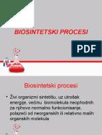 BIOSINTETSKI-PROCESI-ppt