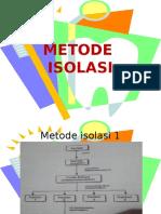 metod-isolasi