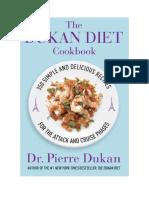 PDF eBook the Dukan Diet Cookbook by Dr Pierre Dukan Download Book