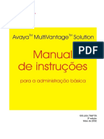 233756p3 -  AVAYA Instalation Guide