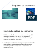 Solda Subaquatica1