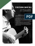 Entrevista Tavinho Moura