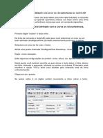 Como Inserir Texto Alinhado Com Arcos Ou Circunferências No AutoCAD