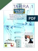 Guitarra Volume01 Impresso Completo