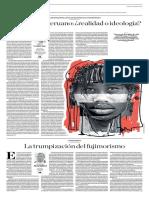 El Mestizaje Peruano, Realidad o Ideología