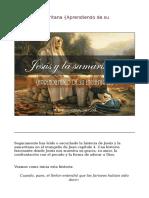 Jesús y La Samaritana {Aprendiendo de Su Encuentro}
