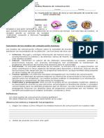 Guia Actividades Clase 2 Nivelación Medios Masivos de Comunicación