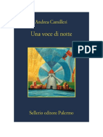 Scarica Il Libro Un Voce Di Notte Di Andrea Camilleri PDF