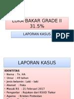 LUKA BAKAR GRADE II 31.pptx