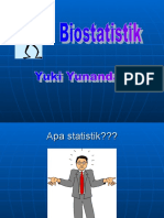 CRP K1 Biostatistik