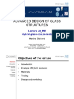 1e5 Glass Structures l8 Me Hybrid Glass Components