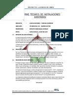 Infor_ Técnico de Instalaciones Sanitarias