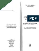 Rodríguez y Salvador - Hist Lit Hispanoamericana - 1ª Clase