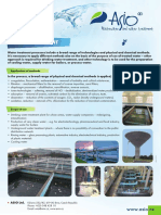 Water Treatment en 2016 Leaflet