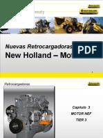 nuevas retrocargadoras new holland