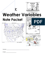 weather 1 note packet