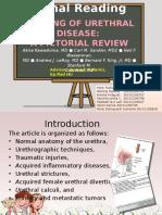 Jurnal Urethral Disease
