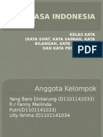 Bahasa Indonesia Ppt