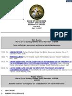 Fauquier BOS Agenda 4 13 2017
