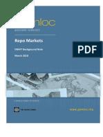 Repo Markets Handbook