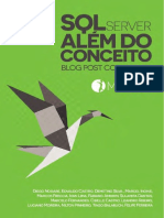 SQLServer - Além Do Conceito - BlogPost Collection