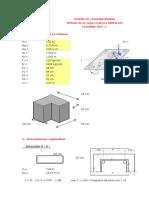 1. Diseño de Columnas MD-01