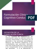 Formulacion Clinica Diapositivas