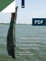 Herkennen Van Archeologische Vondsten Uit Waterbodems
