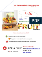 Fructe My3 Box
