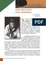 Poesia Gauchesca