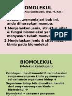 BIOMOLEKUL & IKATAN KIMIA
