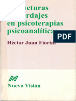 242643232 FIORINI Estructuras y Abordajes en Psicoterapia Psicoanalitica PDF (1)
