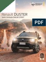 Catalogo Renault DUSTER DAKAR
