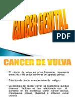 Cancer Genital
