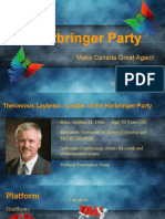 the harbringer party  5
