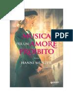 Download Il Libro Musica Per Un Amore Proibito Di Hanni Munzer