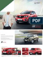 Renault Kwid AMT Brochure