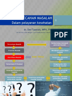 Problem Solving Cycle - Dwi Tyastuti