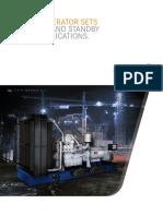 MTU Diesel Genset Global Brochure